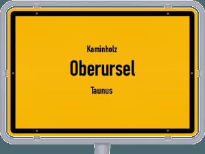 Kaminholz & Brennholz-Angebote in Oberursel (Taunus)