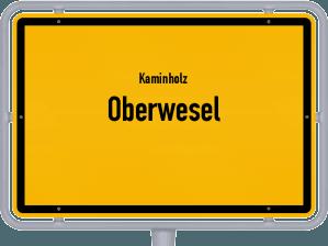 Kaminholz & Brennholz-Angebote in Oberwesel