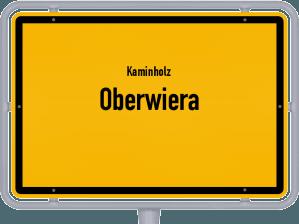 Kaminholz & Brennholz-Angebote in Oberwiera