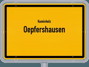 Kaminholz & Brennholz-Angebote in Oepfershausen