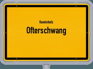 Kaminholz & Brennholz-Angebote in Ofterschwang
