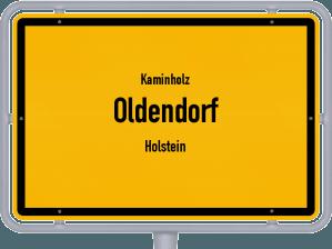 Kaminholz & Brennholz-Angebote in Oldendorf (Holstein)