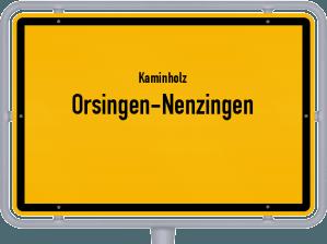 Kaminholz & Brennholz-Angebote in Orsingen-Nenzingen
