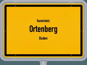 Kaminholz & Brennholz-Angebote in Ortenberg (Baden)