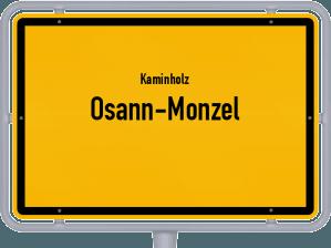 Kaminholz & Brennholz-Angebote in Osann-Monzel