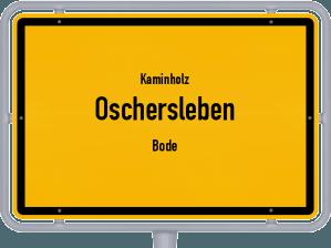 Kaminholz & Brennholz-Angebote in Oschersleben (Bode)
