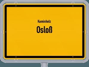 Kaminholz & Brennholz-Angebote in Osloß