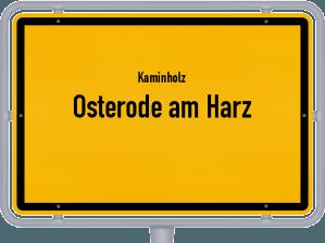 Kaminholz & Brennholz-Angebote in Osterode am Harz