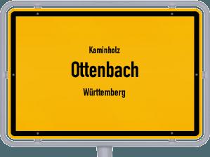 Kaminholz & Brennholz-Angebote in Ottenbach (Württemberg)