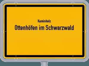 Kaminholz & Brennholz-Angebote in Ottenhöfen im Schwarzwald