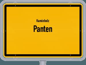 Kaminholz & Brennholz-Angebote in Panten