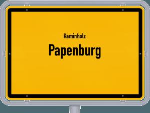 Kaminholz & Brennholz-Angebote in Papenburg