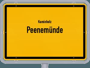 Kaminholz & Brennholz-Angebote in Peenemünde