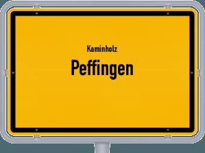 Kaminholz & Brennholz-Angebote in Peffingen