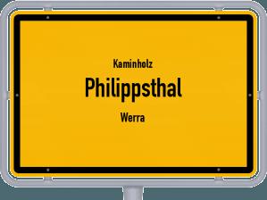 Kaminholz & Brennholz-Angebote in Philippsthal (Werra)
