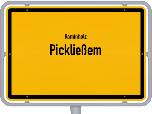 Kaminholz & Brennholz-Angebote in Pickließem