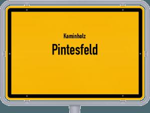 Kaminholz & Brennholz-Angebote in Pintesfeld