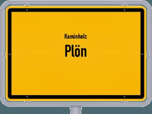 Kaminholz & Brennholz-Angebote in Plön