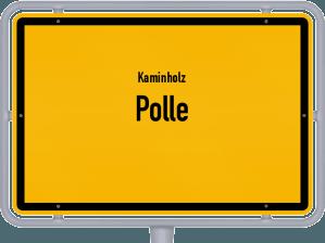 Kaminholz & Brennholz-Angebote in Polle