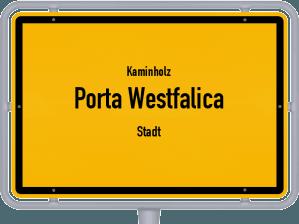 Kaminholz & Brennholz-Angebote in Porta Westfalica (Stadt)