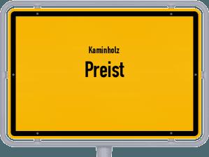 Kaminholz & Brennholz-Angebote in Preist