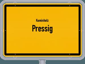 Kaminholz & Brennholz-Angebote in Pressig