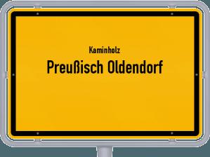 Kaminholz & Brennholz-Angebote in Preußisch Oldendorf