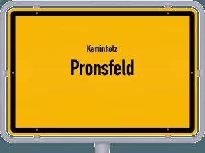 Kaminholz & Brennholz-Angebote in Pronsfeld