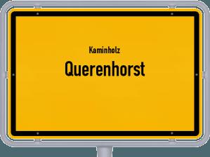 Kaminholz & Brennholz-Angebote in Querenhorst