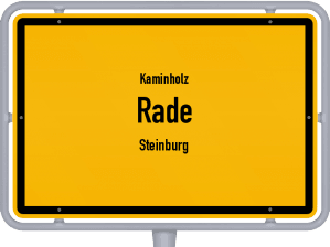 Kaminholz & Brennholz-Angebote in Rade (Steinburg)
