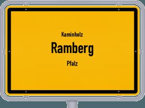 Kaminholz & Brennholz-Angebote in Ramberg (Pfalz)