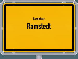 Kaminholz & Brennholz-Angebote in Ramstedt