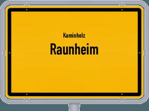 Kaminholz & Brennholz-Angebote in Raunheim