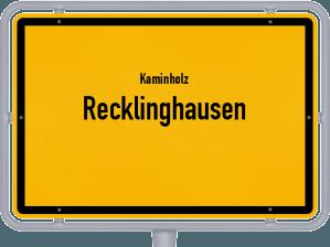 Kaminholz & Brennholz-Angebote in Recklinghausen