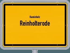Kaminholz & Brennholz-Angebote in Reinholterode