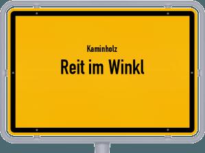 Kaminholz & Brennholz-Angebote in Reit im Winkl