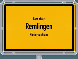 Kaminholz & Brennholz-Angebote in Remlingen (Niedersachsen)