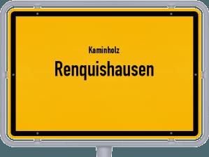 Kaminholz & Brennholz-Angebote in Renquishausen
