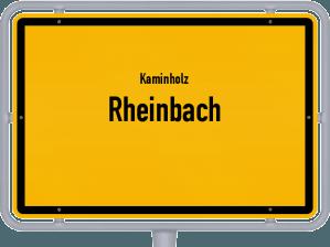 Kaminholz & Brennholz-Angebote in Rheinbach