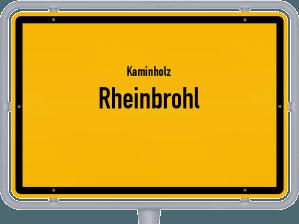 Kaminholz & Brennholz-Angebote in Rheinbrohl