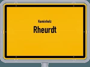 Kaminholz & Brennholz-Angebote in Rheurdt