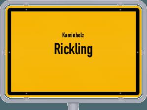 Kaminholz & Brennholz-Angebote in Rickling