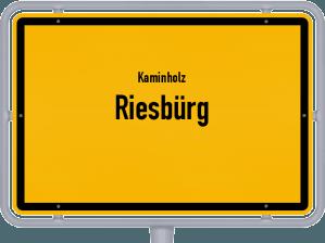 Kaminholz & Brennholz-Angebote in Riesbürg