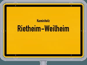 Kaminholz & Brennholz-Angebote in Rietheim-Weilheim