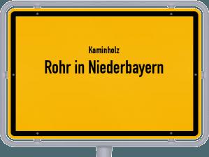 Kaminholz & Brennholz-Angebote in Rohr in Niederbayern