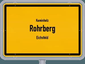 Kaminholz & Brennholz-Angebote in Rohrberg (Eichsfeld)