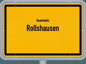 Kaminholz & Brennholz-Angebote in Rollshausen