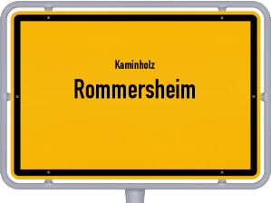 Kaminholz & Brennholz-Angebote in Rommersheim