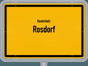 Kaminholz & Brennholz-Angebote in Rosdorf