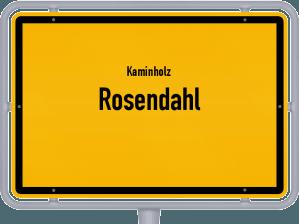 Kaminholz & Brennholz-Angebote in Rosendahl